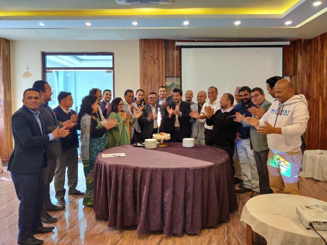 "8th Anniversary Celebration Program ""IERIN DAY"""