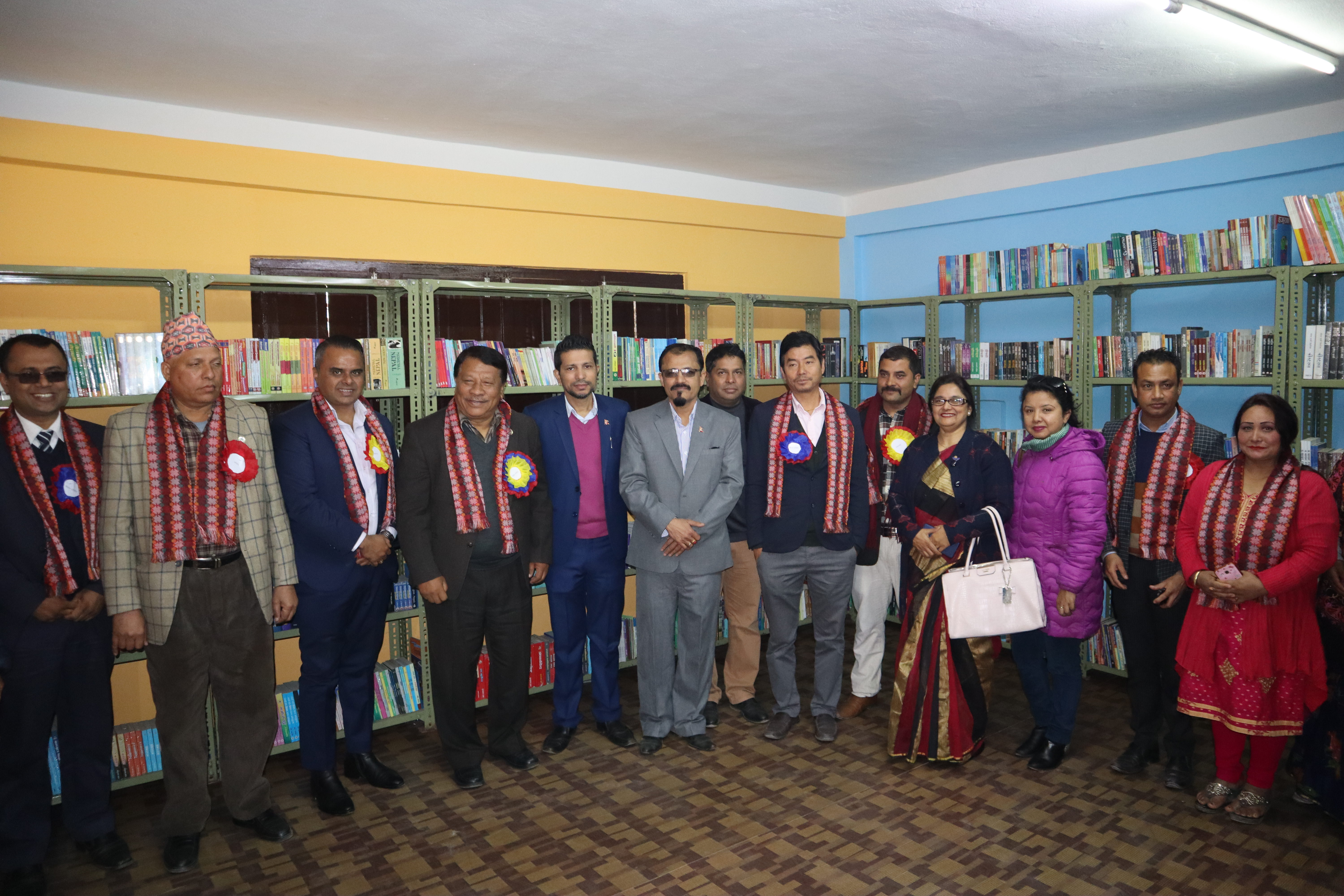IERIN Library Inauguration Program